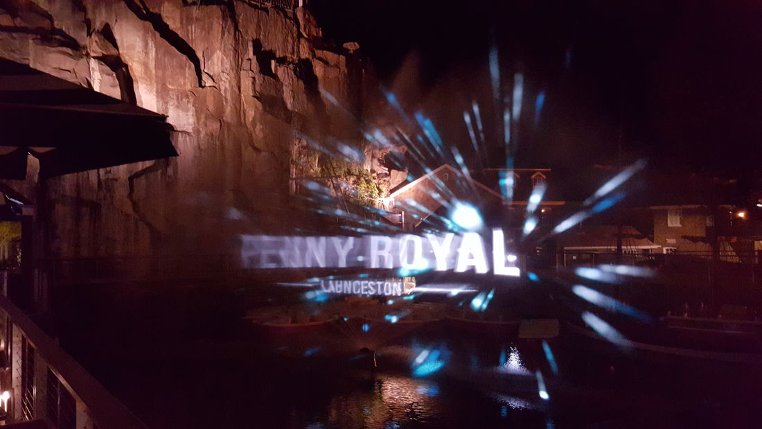 Penny Royal Water Screen